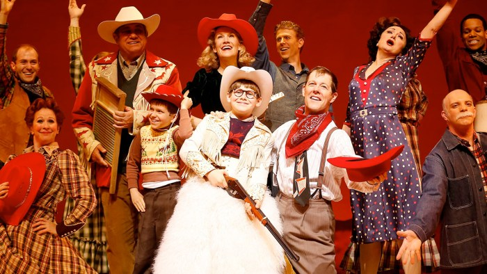 A Christmas Story Musical Live