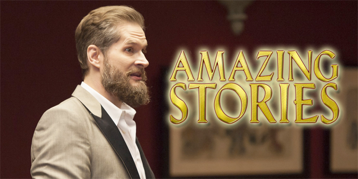 Bryan Fuller Amazing Stories
