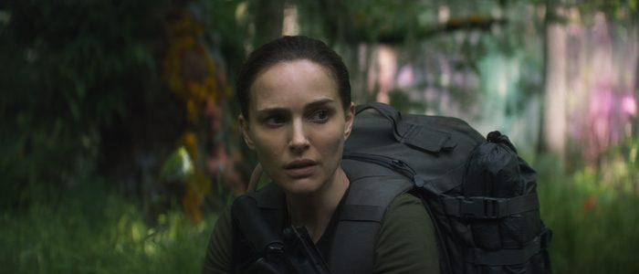 Image result for ANNIHILATION FILM STILLS