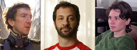 apatow producing