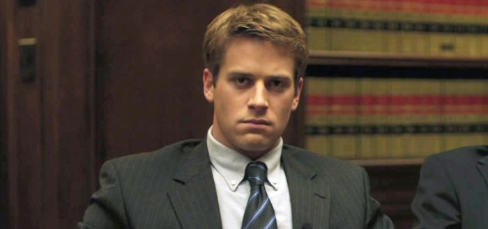 Armie Hammer joining Nocturnal Animals