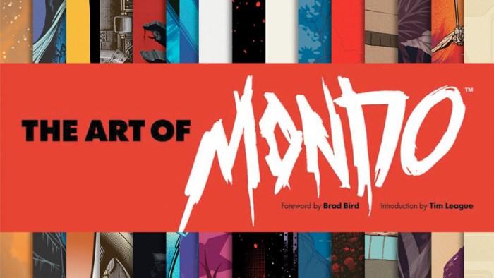 The Art of Mondo Book