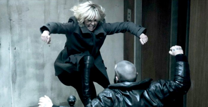 Atomic Blonde Trailer