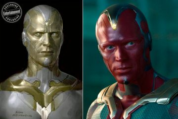 Avengers Age of Ultron - Vision Concept Art