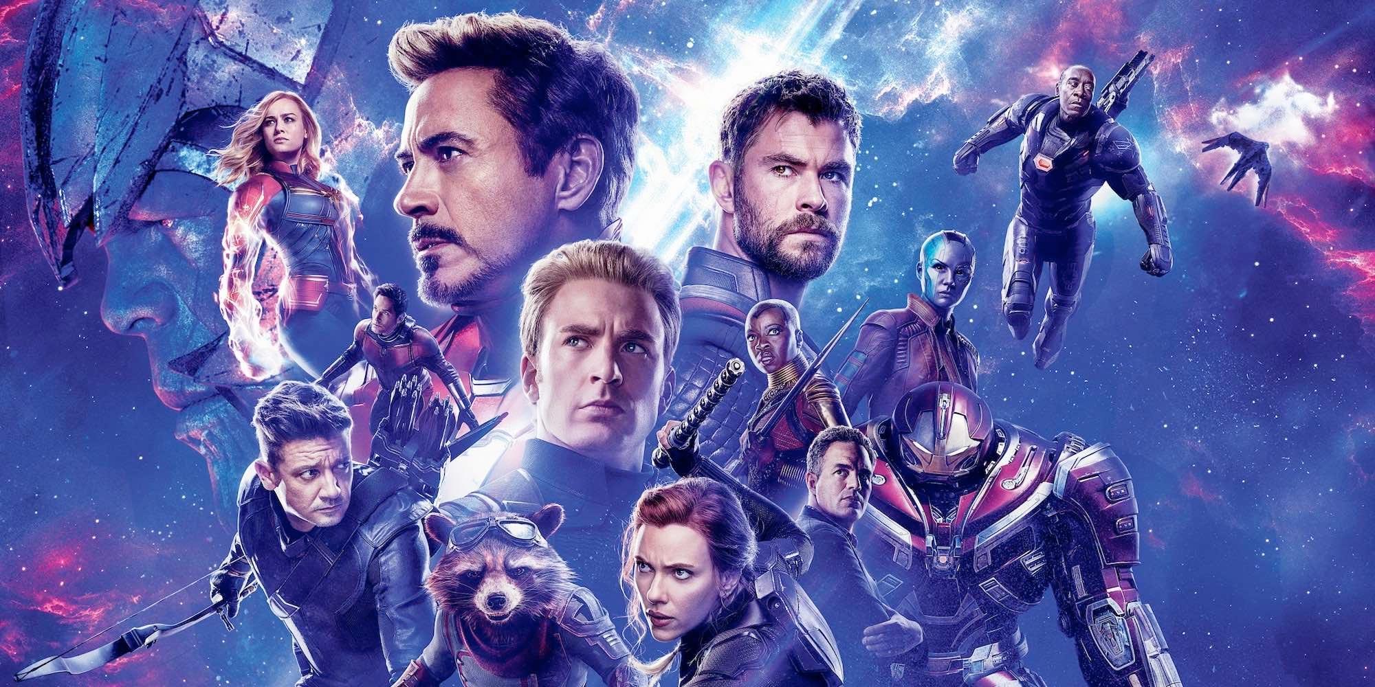 avengers endgame blu-ray, dvd & digital release dates revealed /film