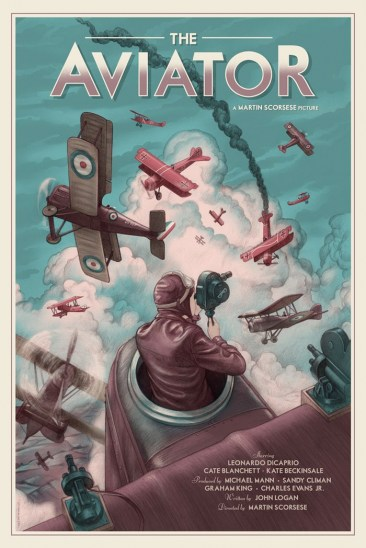 The Aviator Print - Jonathan Burton