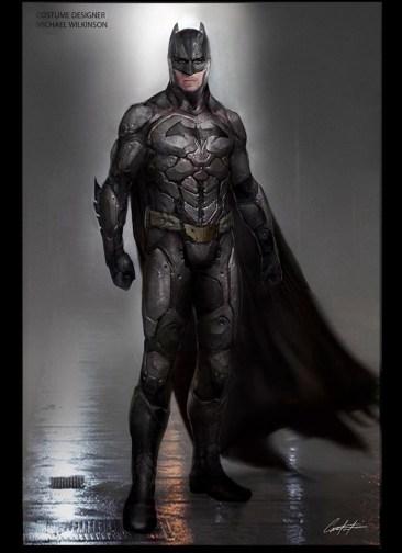 Batman v Superman - Alternate Batsuit