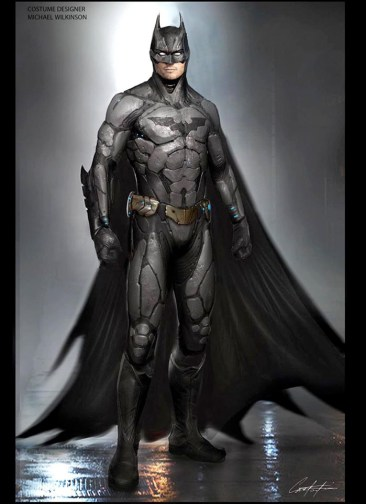 Batman v Superman - Alternate Batsuit