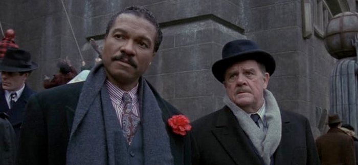 Billy Dee Williams as Two-Face
