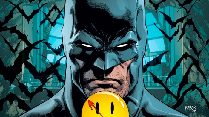 Batman Rebirth - Watchmen