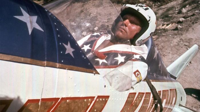 Evel Knievel biopic
