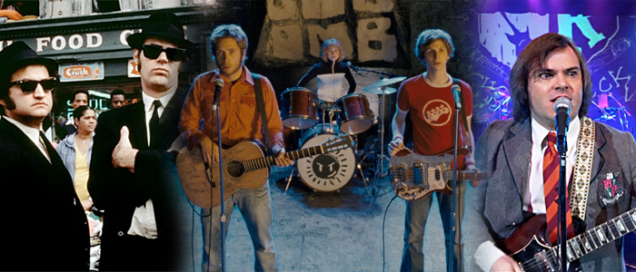 Top 15 Best Bands in Movies