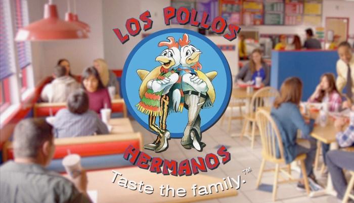 Better Call Saul - Los Pollos Hermanos Pop-Up