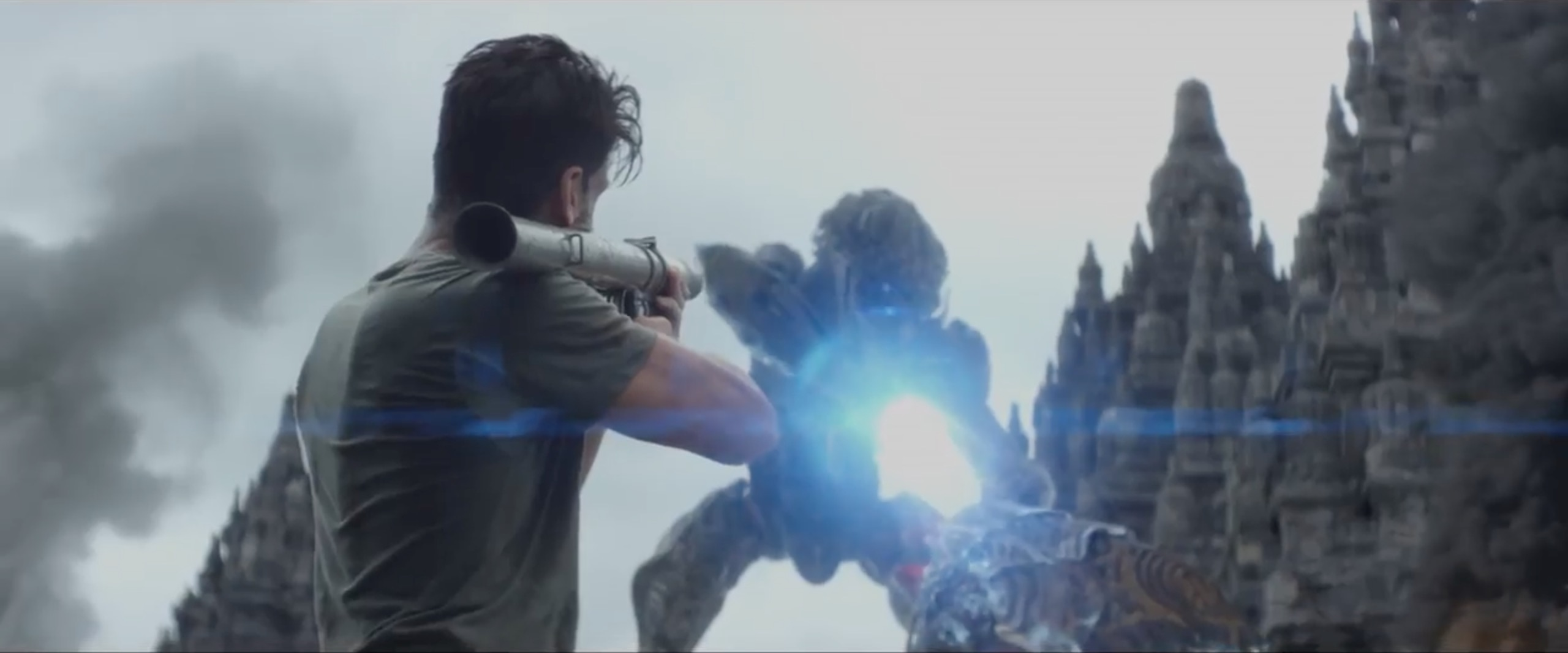 Beyond Skyline Trailer: This Doesn't Look Terrible?