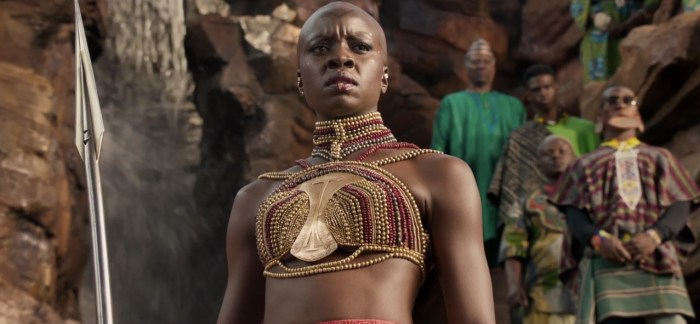 Black Panther Featurette - Danai Gurira as Okoye