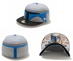 New Era Japan's 59Fifty fitted Star Wars Caps - Jango Fett