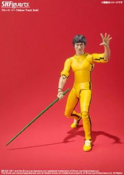Bruce Lee - SH Figuarts Figure