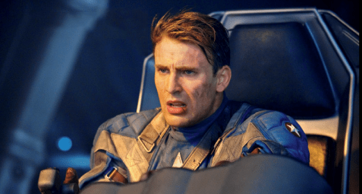 Captain America Unmasked
