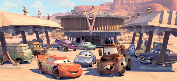 Wondered Pixar Cars Disturbing Theory Explain