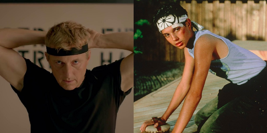 Select Theaters To Show One-Night Cobra Kai The Karate Kid Double Feature