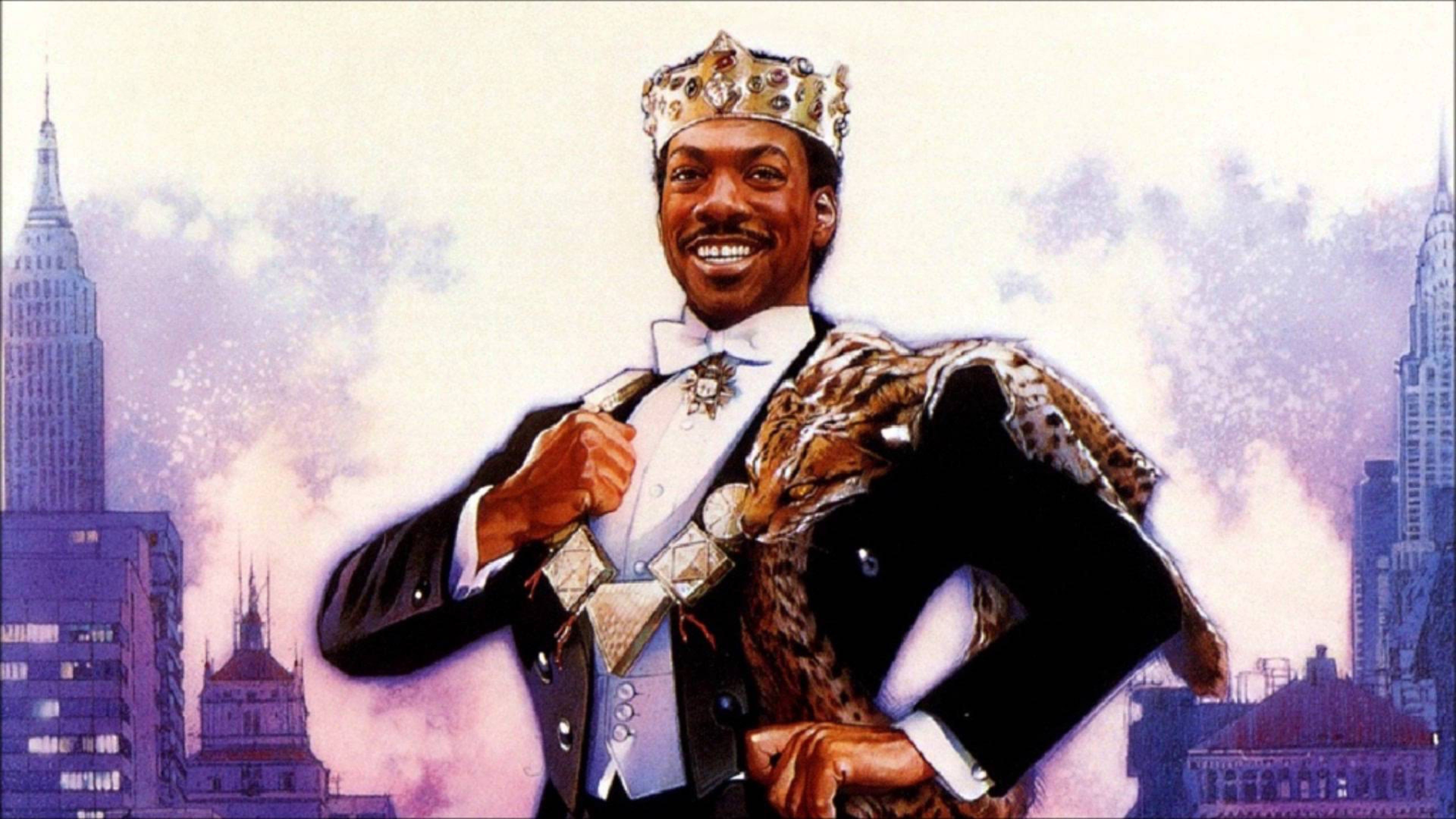 Coming To America 2 Is Edmurphy Writing A Sequel
