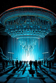 Gallery 1988 - Dan Mumford - Close Encounters of the Third Kind