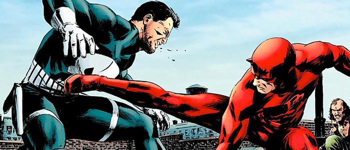 Daredevil season 2 Punisher