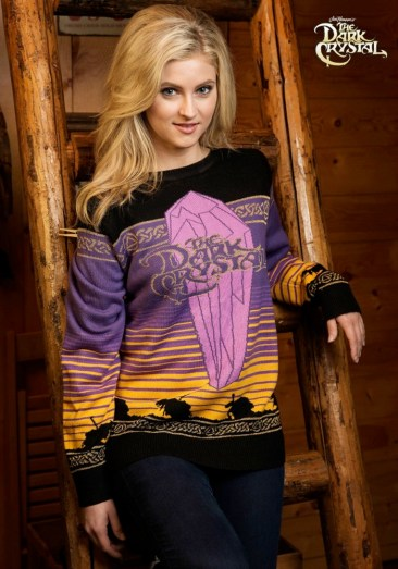 The Dark Crystal Christmas Sweater