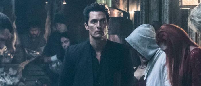 Why Matthew McConaughey Chose The Dark Tower