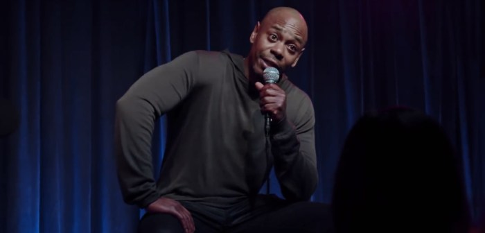 Netflix Dave Chappelle Stand-Up Specials