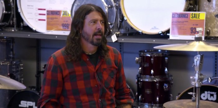 Dave Grohl - Foo Fighters - Carpool Karaoke - Morning Watch