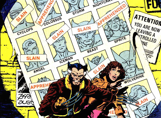 Jubilee X-Men Days of Future Past