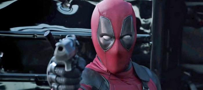 Deadpool 2 Script