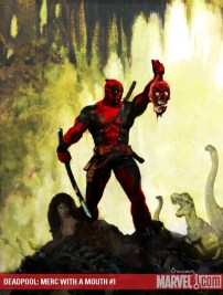 Deadpool: Merc with a Mouth 01