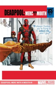 Deadpool: Merc with a Mouth 09