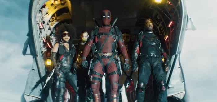 X-Force in Deadpool 2 Trailer