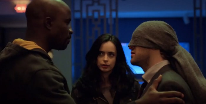The Defenders Trailer