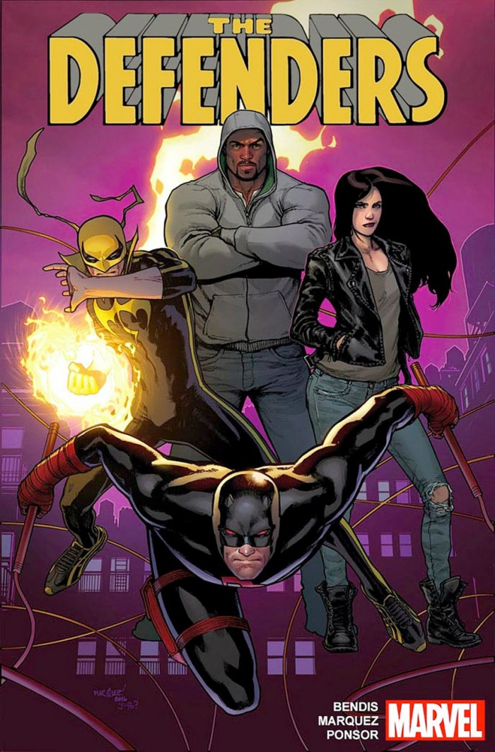 The Defenders New Comic