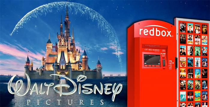 Disney Suing Redbox