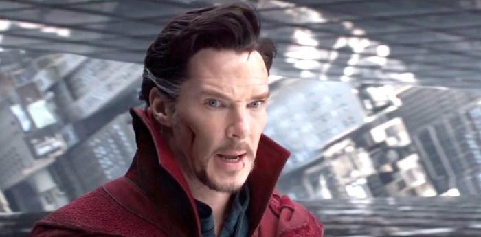 Doctor Strange Chase Clip - Benedict Cumberbatch