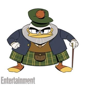 DuckTales - Flintheart Glomgold