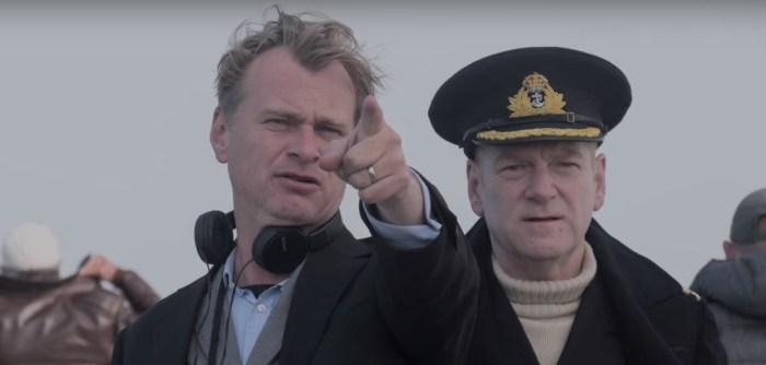 Dunkirk IMAX Featurette - Christopher Nolan