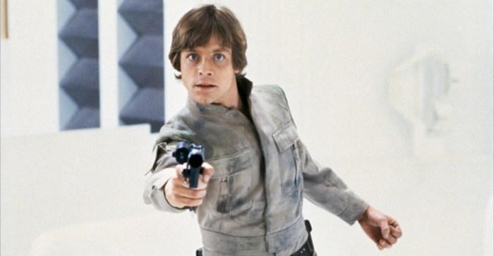 Luke Skywalker Blaster