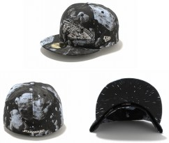 New Era Japan's 59Fifty fitted Star Wars Caps - Millennium Falcon