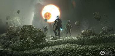 Fantastic Four concept art