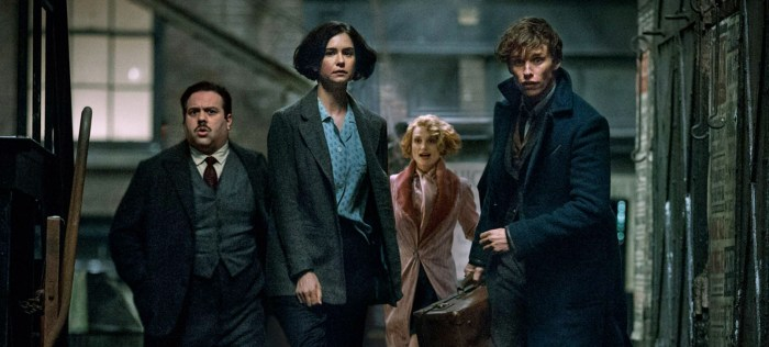 Fantastic Beasts and Where To Find Them Theme