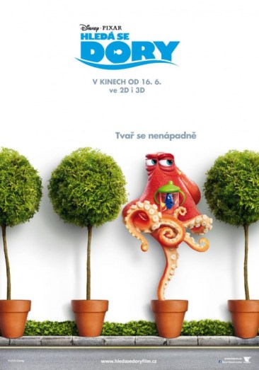 finding dory posters 4