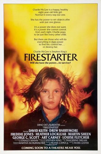 Firestarter Poster