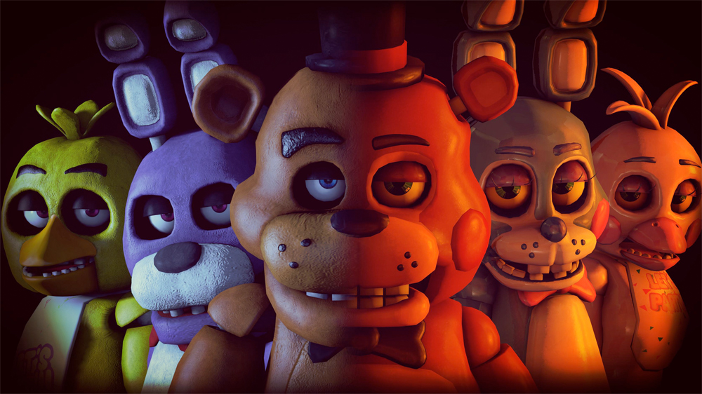Chris Columbus To Spend FIVE NIGHTS AT FREDDY'S