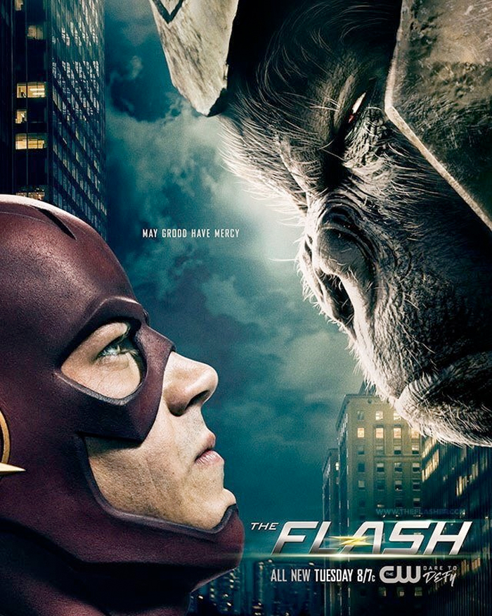 The Flash - Gorilla Grodd Poster